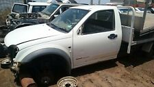 Holden rodeo trans/gearbox manual, 4wd,diesel 3.0l 4jh1,turbo 2004