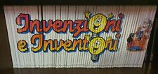 Invenzioni e inventori de agostini Completa