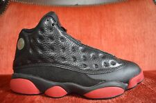 CLEAN Nike Air Jordan Dirty Bred Gym Red 13 XIII Size 8 414571 003 OG ALL