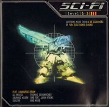 Various Electronica(CD Album)Sci-Fi Level 1.1-Superstition-SUPERSTITION-New