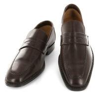 Neuf Sutor Mantellassi Marron Chaussures - Mocassins Plats - 7/6 - (M10792028)