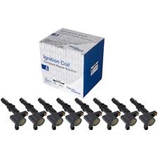 8X Ignition Coils REPLACE MOTORCRAFT DG511 4.6L 5.4L 6.8L V8 V10 Lincoln Mercury