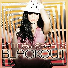 Britney Spears Blackout CD New Sealed