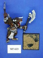 Warhammer Fantasy - Chaos Beasts - Classic Doombull Well Painted - Metal WF423