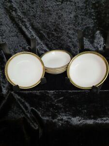 WEDGWOOD CHESTER MADE IN ENGLAND 6 DESSERT BOWLS EXCELLENT AS NEW