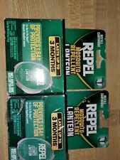2 REPEL LANTERN REFILL CARTRIDGE USE IN MOSQUITO REPELLENT LANTERN