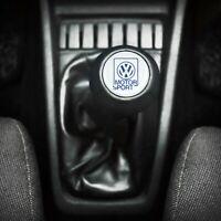 VW MOTORSPORT 4 5 Gang Schaltknauf GOLF 1 2 3 GT GTI CABRIO G60 16V BUS T3 JETTA