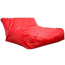 Bright Red Large Pool Beanbag Indoor Outdoor Lounge Floating Chair Cover Only!