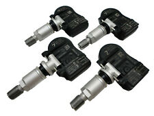 Complete Set 4 Genuine Oem For Nissan Tpms Tire Pressure Sensors Ampservice Kits Z