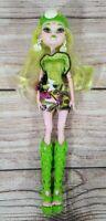 "Mattel Monster High Doll Batsy Claro Brand Boo Students Green 11"""