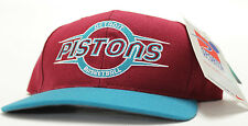 Detroit Pistons Sports Specialties Nike Vintage Logo Adjustable Snapback Hat Cap