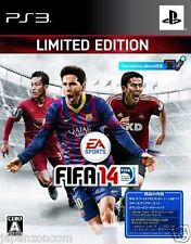 Used PS3 FIFA 14 SONY PLAYSTATION 3 JAPAN JAPANESE IMPORT