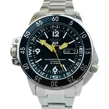 Seiko 5 SKZ211K1 Sports Automatique Land Shark Atlas Men's Watch SKZ211 SKZ £ 369