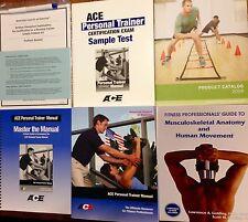 ACE PERSONAL TRAINER EXAM STUDY PROGRAM EXERCISE BRAND NEW