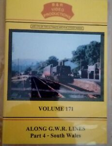 B & R dvd 171 Along GWR Lines Part 4 – South Wales Railways video