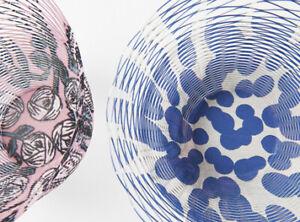 airvase 5050 DOTS by ASAO TOKOLO/Japan Paper Art/Fukunaga-print