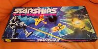 VINTAGE 1980 WADDINGTONS STARSHIPS INTER-GALACTIC SPACE RACE GAME COMPLETE NICE