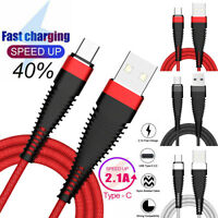 USB-C 3.1 Type C Fast Charging Cable Data Charger For Nokia X5 X6 X7 7 Plus 7.1