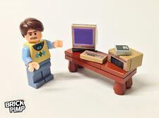 ★ Sticker/Decal für/for LEGO® Steine/brick/tiles ★ Commodore C64 Retro Computer