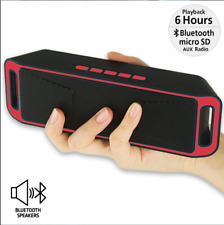 Bluetooth Wireless Speaker A2DP Portable Stereo Mega Bass w/FM for phone from UK