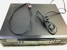 Kenwood DP-R3080 5 Disc CD Player 1 Bit Dual D/A Converter Tested And Working