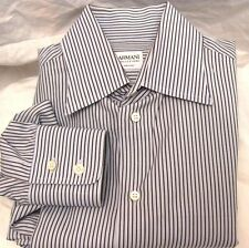 ARMANI COLLEZIONI 100% COTTON  L/S DRESS SHIRT Sz 15.5/39