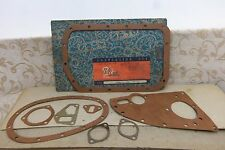 NOS PAYEN STANDARD TRIUMPH 8 8HP 1954 BOTTOM GASKET SET