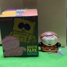 Kidrobot x South Park Cartman Hippie Exterminator Vinyl Figure