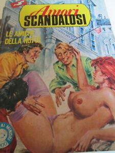 Amori scandalosi n. 18 - Edizione originale - Per adulti
