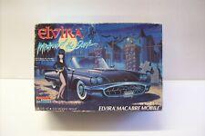 Vintage MONOGRAM ELVIRA MCABRE MOBILE, 1/24 Scale, Complete, Please Read, 1988!