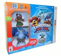 Activision Skylanders Trap Team Starter Pack Nintendo 3DS, inc. 2 characters NEW