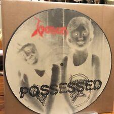 VENOM LP POSSESSED UK PICTURE DISC ORIGINAL PRESS  NEAT P 1025 NM