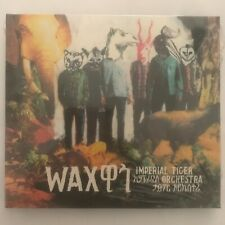 Imperial Tiger Orchestra Wax cd 9 titres neuf sous blister