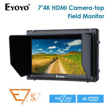 Eyoyo E7S 7 Inch On Camera Field Monitor 1920x1200 4K HDMI Input For Sony DSLR