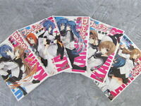 KAMPFER Manga Comic Set 1-5 YU TATIBANA Toshihiko Tsukiji Book MF*