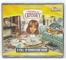 NEW A Call to Something More #57 Adventures in Odyssey 4 Audio CD Vol Set Volume