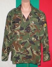 Bulgarian Army 5 Coloured WOODLAND CAMOUFLAGE INFANTRY Pattern SHIRT