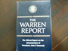 WARREN REPORT  1st EDITION (ASSANATION REPORT OF THE PRESIDENT )