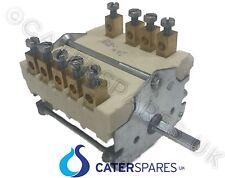 Ego 43.25432.000 Interruptor Selector rotativo 0-4 posiciones 32AMP 4325432000 4 vías