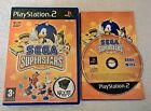 Sega Superstars - Sony PlayStation 2 - Complete - PAL - PS2