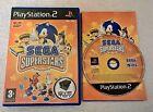 Sega Superstars - Sony PlayStation 2 - Complete - PAL - PS2