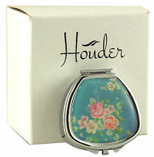 Cute Pill Box For Purse Decorative Pill Case Roses Pill Holder Mint Case Metal
