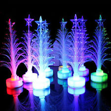 Christmas Xmas LED Light Tree Color Changing Lamp Party Ornament Home Decor