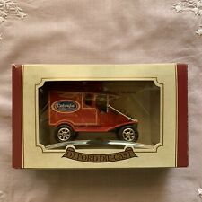 Red Colonial Bread Truck Collectible