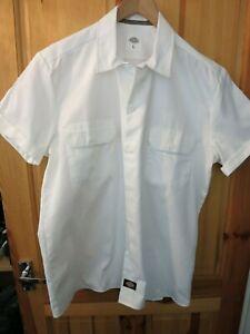"""Mens Dickies """"Worker"""" Shirt - Large"""