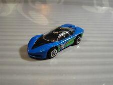 Hot Wheels loose = Pontiac Banshee = Blue 5sp
