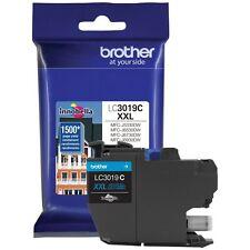 Brother International LC3019C Cyan Super Hy Xxl Ink Cart Yld 1500pg