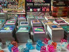 More details for mega yugioh! cards lot 10/25/50/100/200/500/1000 nr mint super holo ultra rare