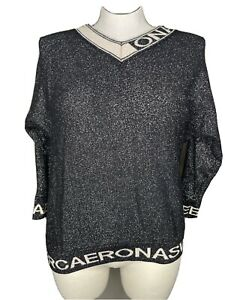 gucci sweater Black And Sparkling