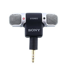 1 X 3.5mm Plug ECM-DS70P Electret Condenser For Sony Wireless Microphone*